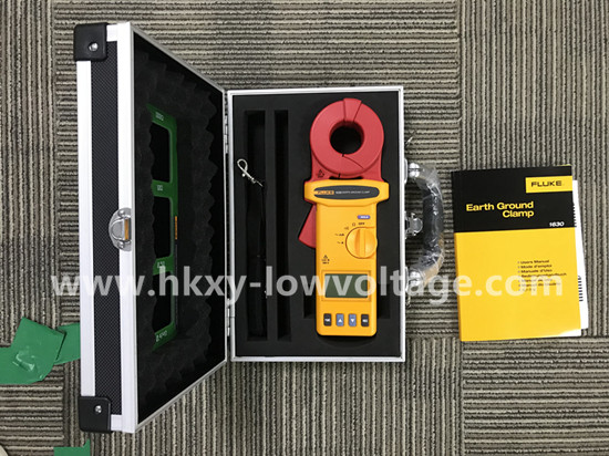 New arrival Fluke 1630 Earth Ground Clamp Meter